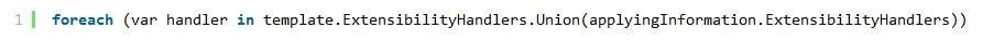 ObjectExtensibilityHandlers method
