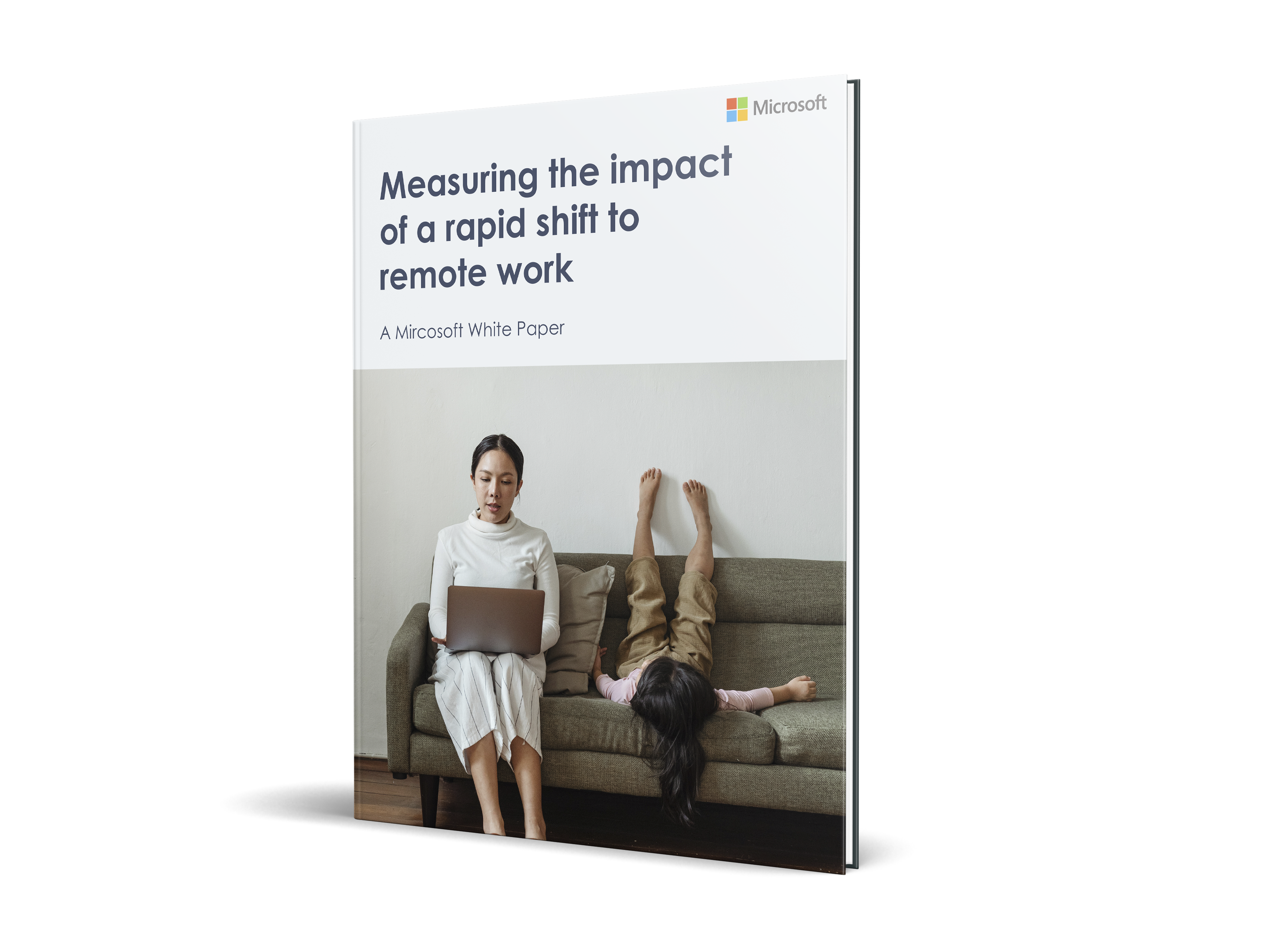 Measuring the impact of a rapid shift to remote work