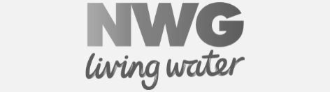 Northumbrian Water Group logo greyscale