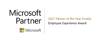 Microsoft Partner of the Year Award Employee Experience