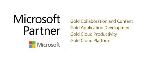 Microsoft Gold Partner - Collaboration, Cloud, Productivity