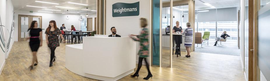 Weightmans office