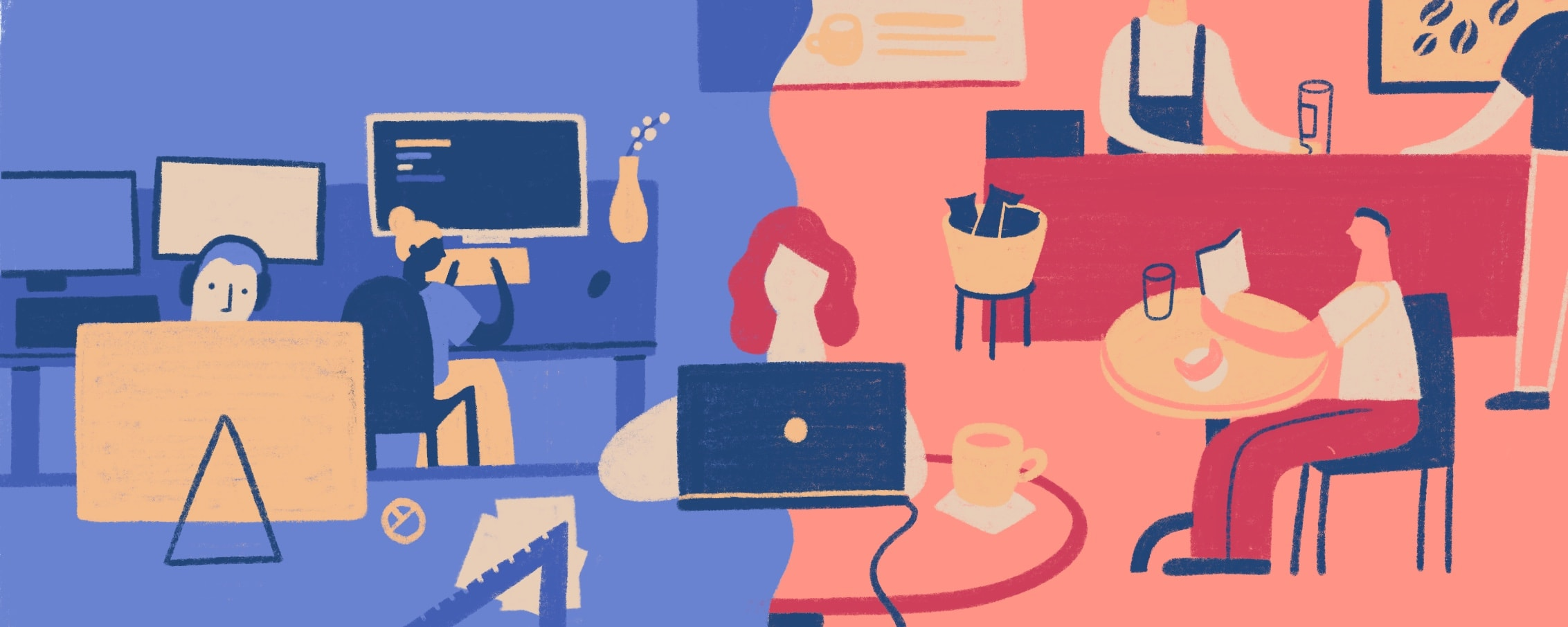 The differences between a digital workspace and a digital workplace